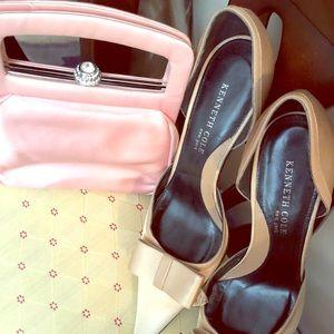 Vintage Rodo couture evening purse